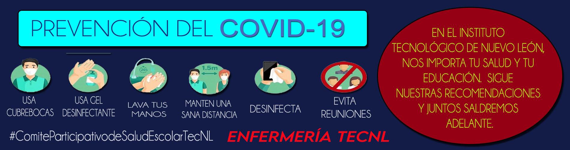 Precauciones Covid
